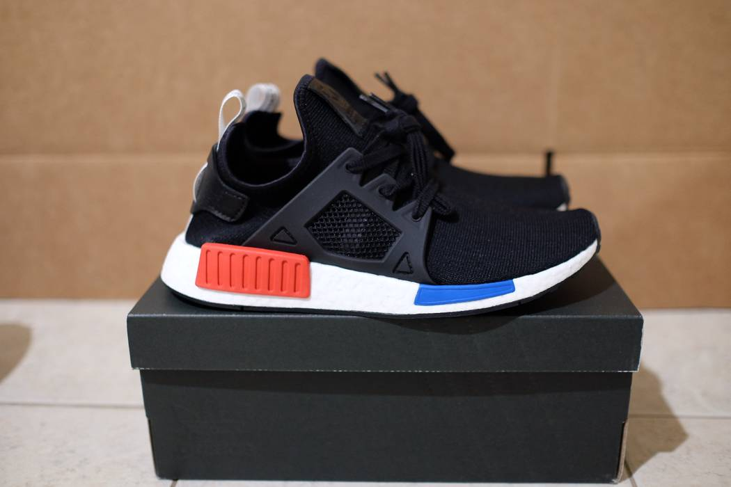 Adidas Nmd xr1 og Size 7.5 - Low-Top Sneakers for Sale - Grailed 443a9664e