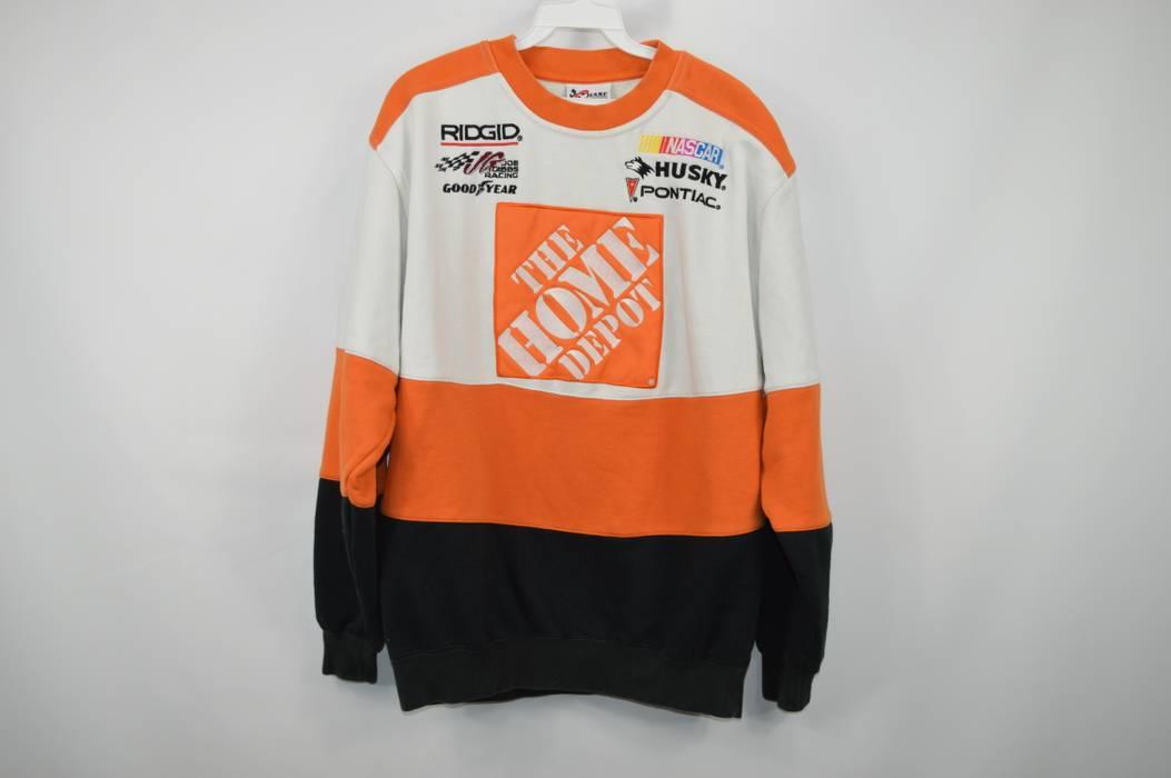 Vintage Vintage CHASE AUTHENTICS Mens Medium Home Depot Tony Stewart  Crewneck Sweatshirt Size US M   66b812788