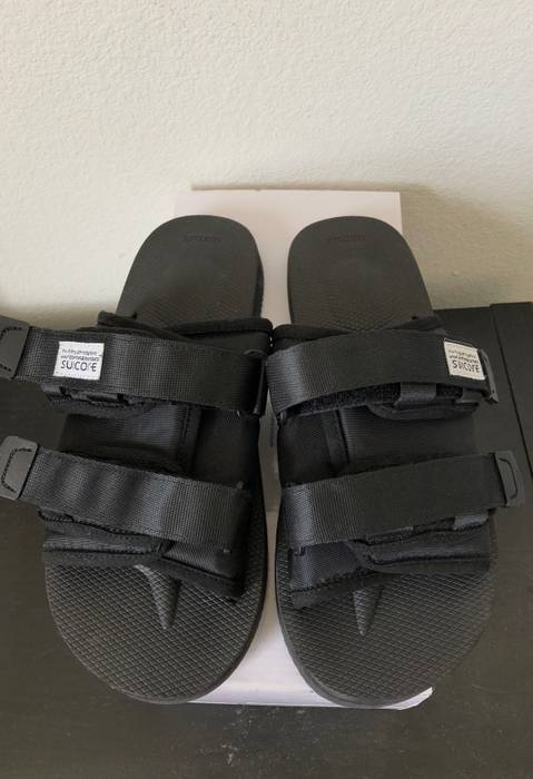 196ee36490d Suicoke Black MOTO-Cab Sandal Size 9 - Sandals for Sale - Grailed