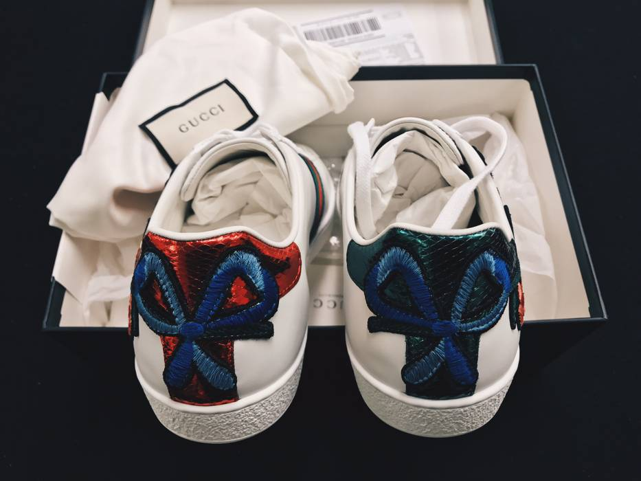c0ebcba5dd8 Gucci Gucci Floral Ace Sneakers Size 11 Size 11 - Low-Top Sneakers ...