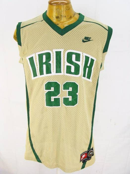 Nike. Lebron James St Vincent St Mary High School Jersey. Size  US M ... ff770d4a7