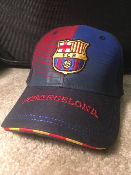 No Brand FC Barcelona Baseball Cap Size one size - Hats for Sale ... e5f44c1178e
