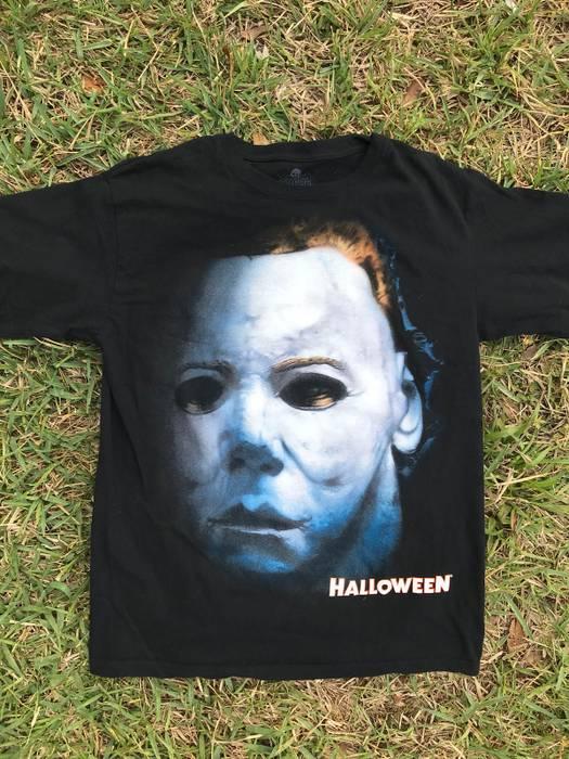 22a8e76f Universal Studios Halloween Michael Myers T Shirt Large Size l ...