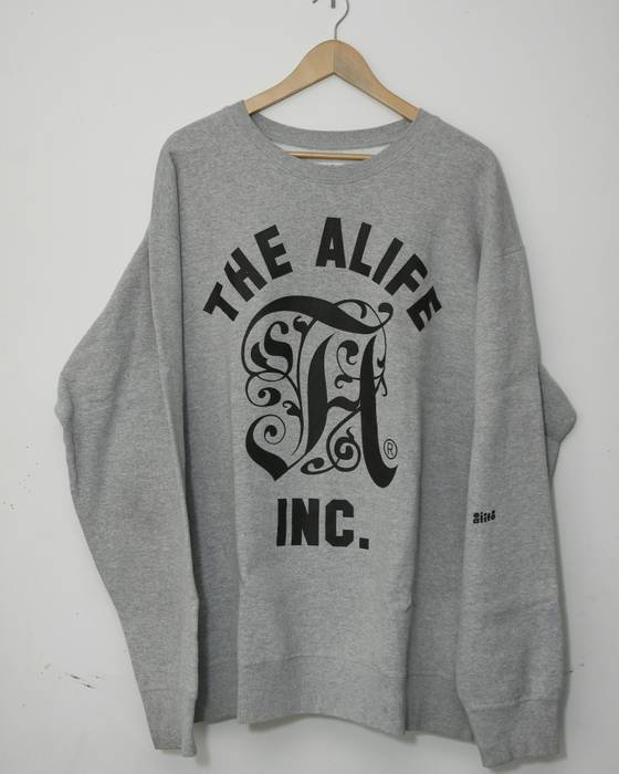 Alife Olde English A Crewneck Size xxl - Sweatshirts   Hoodies for ... 6f9920c1fbec