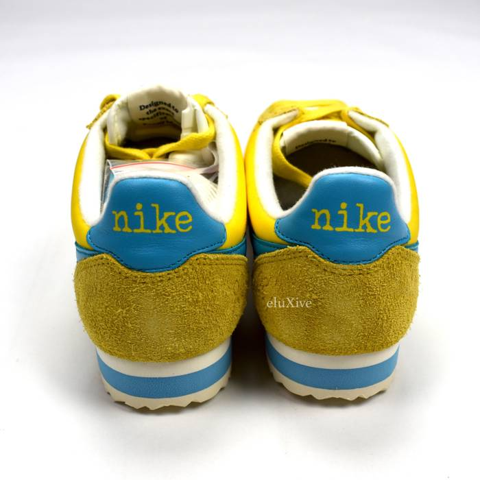 Nike Cortez KM Yellow Marathon Record DS Size 8 - Low-Top Sneakers ... bc0003035ad4