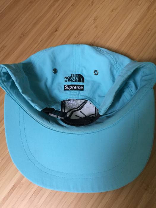 Supreme Supreme   The North Face Steep Tech 6 Panel Hat Light Blue Size ONE  SIZE 4ae0f5371a3