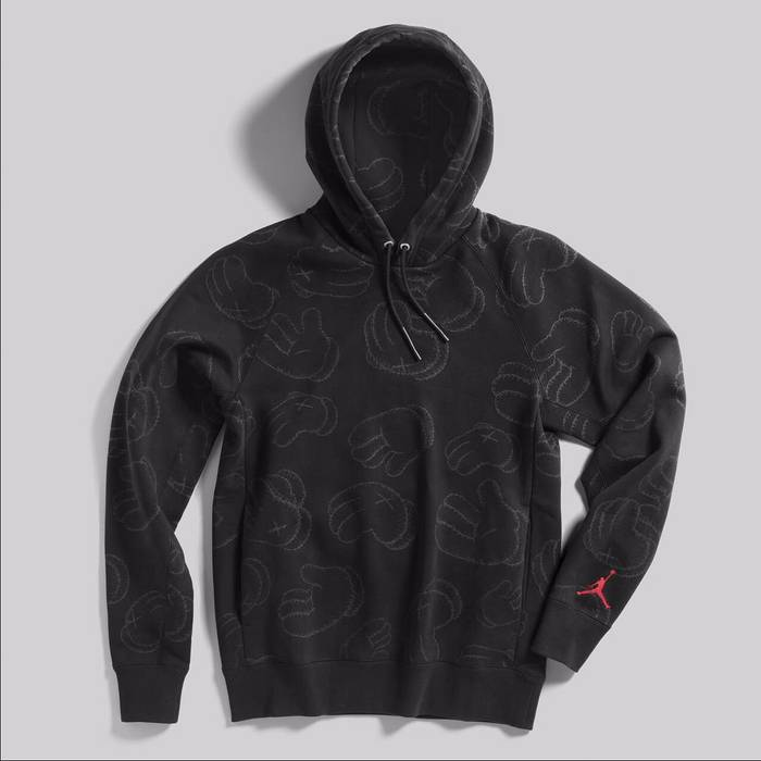 Jordan Brand Kaws x Jordan Hoodie   Sweatshirt Size l - Sweatshirts ... 6748ed6642