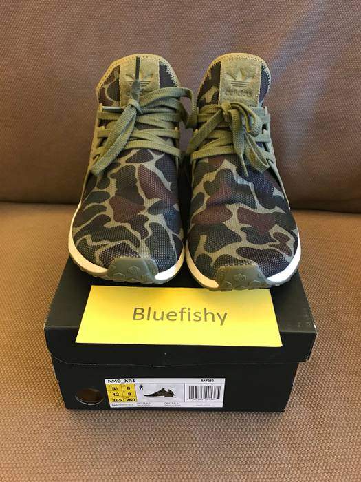 cf48b8529 Adidas Adidas NMD XR-1 Duck Camo Size 8.5 - Low-Top Sneakers for ...