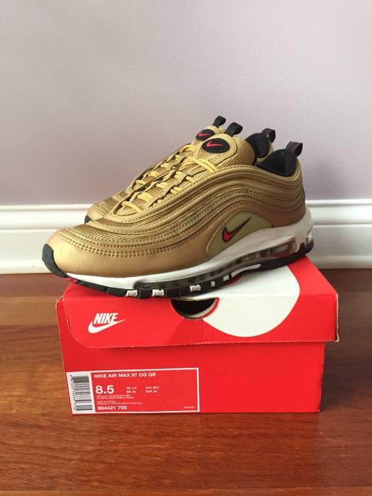 online retailer ef3a0 5b116 Nike Air Max 97 OG Size US 8.5  EU 41-42