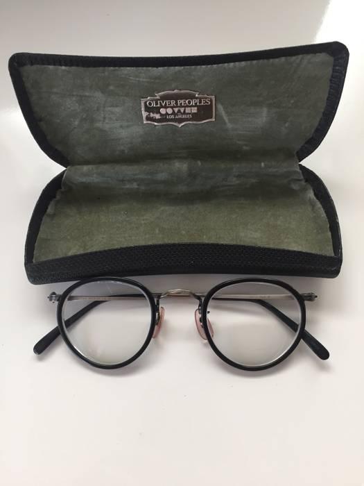 664cfca544a Oliver Peoples Vintage 1980s Oliver Peoples MP-2 Eyeglasses 44mm 1st Gen  Rare Frames 1104
