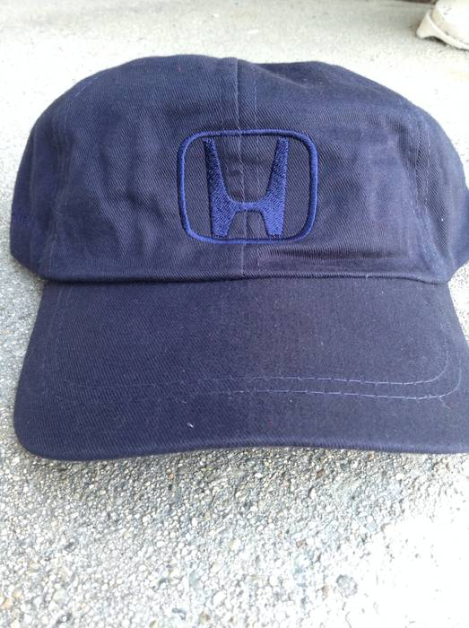 Vintage Vintage Honda Velcro strapback hat Size one size - Hats for ... f2f9cf642