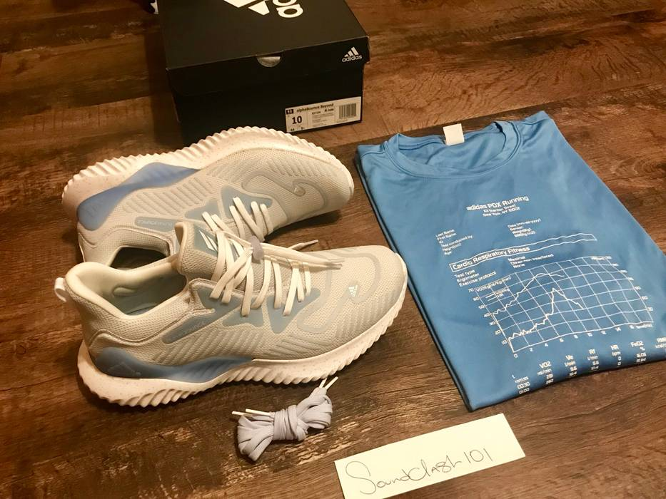 the latest c7b69 43a6f Adidas Adidas x Extra Butter alphaBounce Beyond Size US 10  EU 43