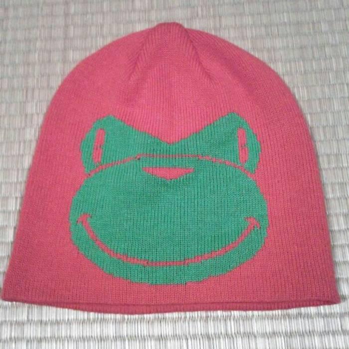 Bape Bape Baby Milo Store Exclusive Vintage Milo Face Beanie Size ... fdcd20741e2