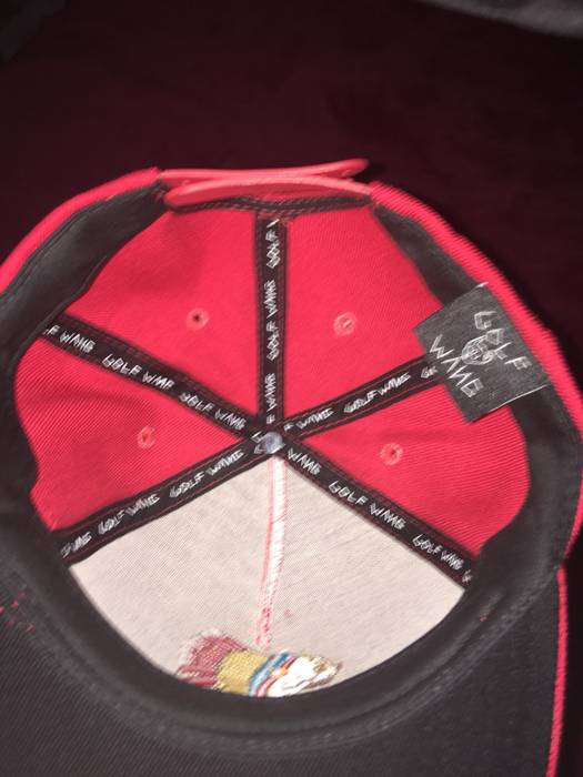 661e1f3a546 Golf Wang OG Golf Wang SnapBack (Deadstock) Size one size - Hats for ...