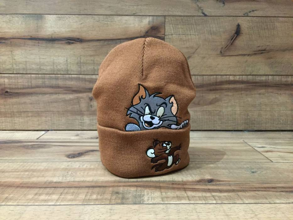 3d89a0802b5 Supreme Brand New Supreme Tom   Jerry Beanie FW16 - brown Size one ...