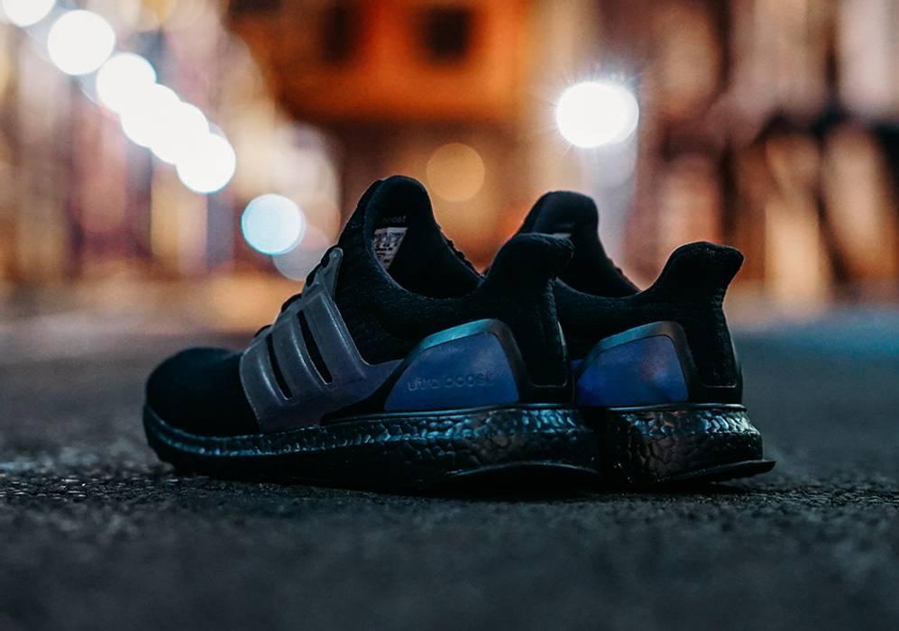 8a98d88d83455c Adidas Ultraboost Xeno Triple Black Size 10 5 Low Top
