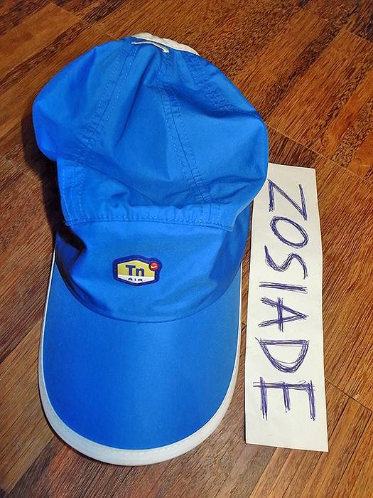 152776dee6c Nike Nike Tn ARCHIVAL cap Tuned Air Max Plus gabber chavs trackies hat  eshay lad 95