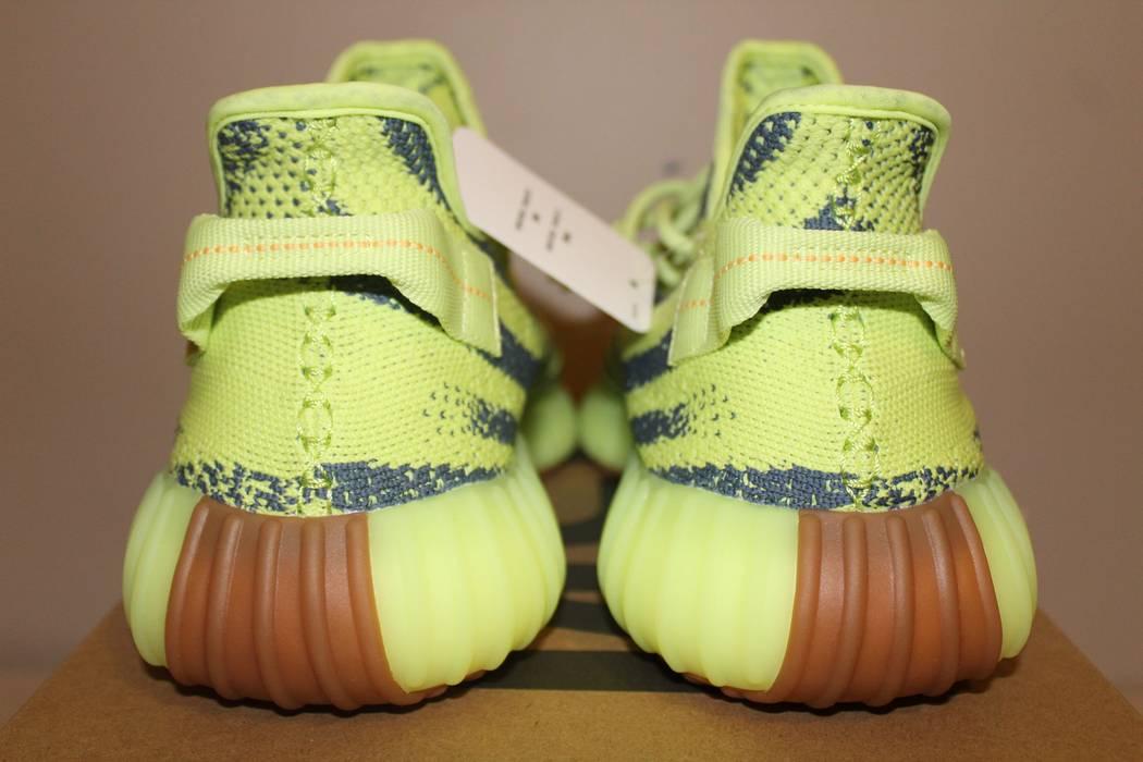 738ce130923d3 Adidas Kanye West. Adidas Yeezy Boost 350 V2 Frozen Yellow. Size  US 10.5   EU  43-44