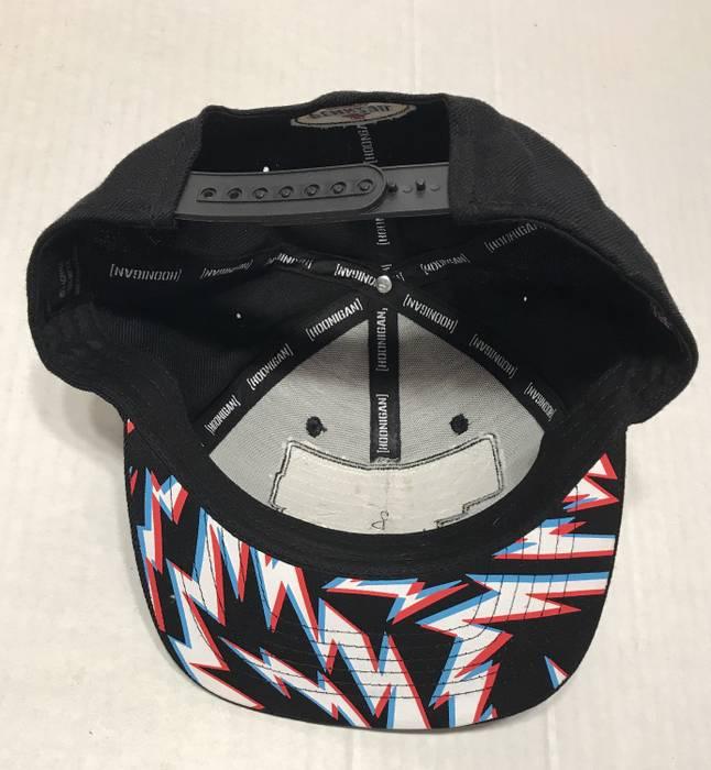 C0574d4faf3 Hat Hoonigan Racing Division Pennzoil Black