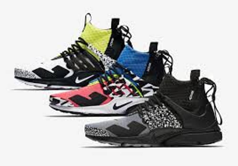 buy popular 043a3 8f848 Nike. Acronym x Nike Air Presto Mid ...