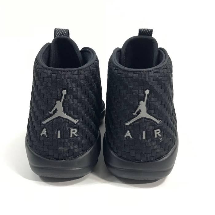 7cad7513c70dbe Nike Nike Mens Air Jordan Eclipse Chukka Basketball Shoes Black Gray Sz 8  881453-004