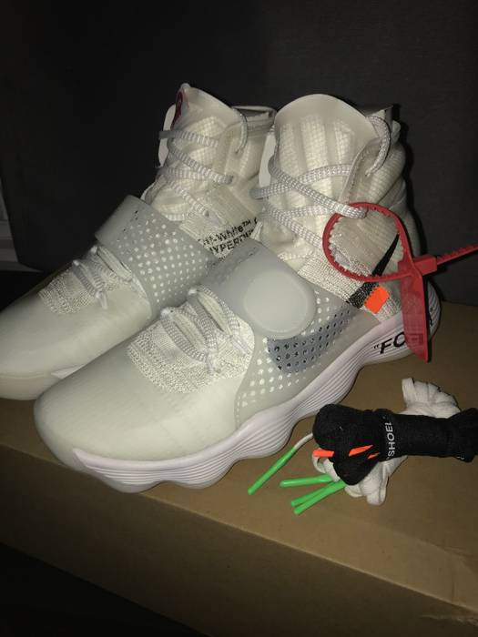 86a55965a7c6 Nike Off-White Nike Air Hyperdunk Size 8.5 - Hi-Top Sneakers for ...