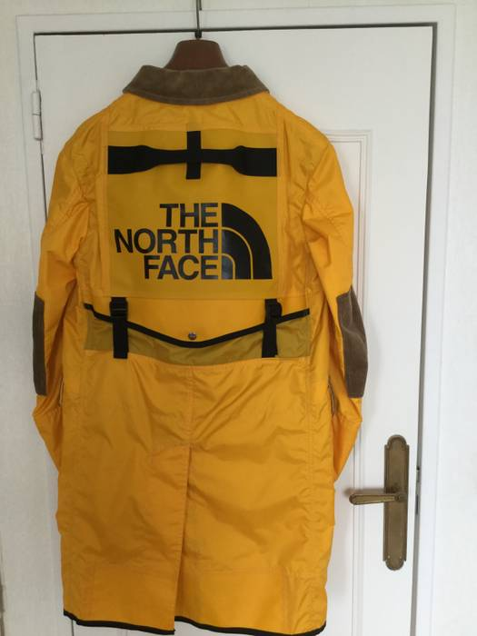 Junya Watanabe Final drop! Junya Watanabe x The North Face duffle bag  remake coat Size 0ec54c825
