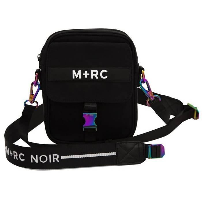 Mrc Noir Black Rainbow Shoulder Bag Size One Size Bags Luggage