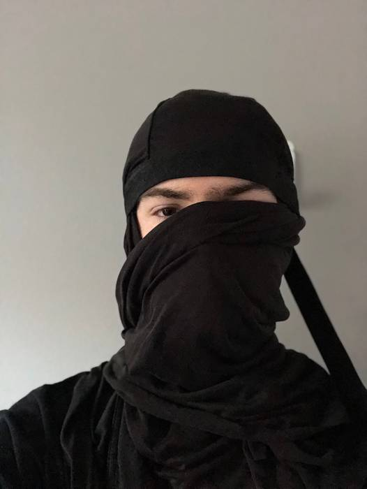 Rick Owens F W 2014 Moody Durag Size One Size Hats For Sale