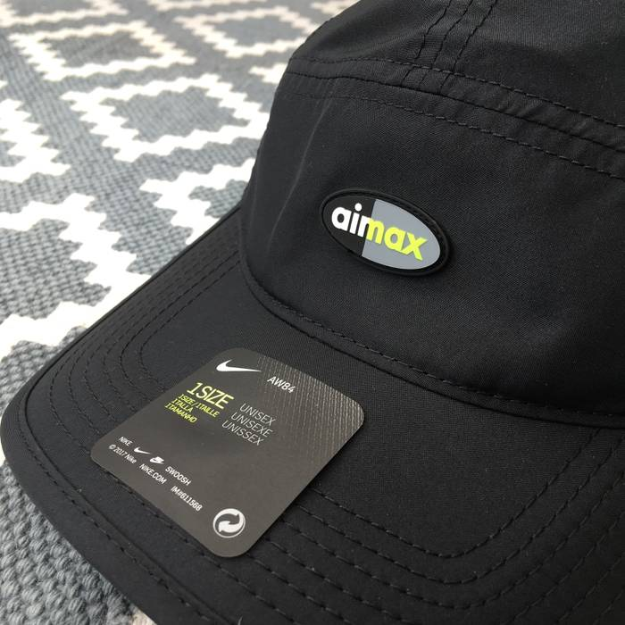 d9004c66314aa Nike Air Max 95 OG Neon Cap Size one size - Hats for Sale - Grailed