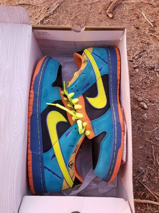 buy popular d83af e3097 Nike Skate or Die Nike Dunk Low Pro SB Size US 13  EU 46 -