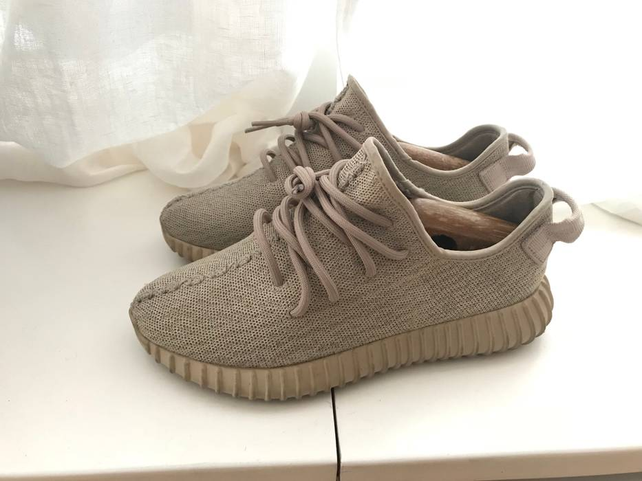 60ff5f733fb22c Adidas Kanye West Yeezy Boost 350 Oxford Tan Size 7 - Low-Top ...