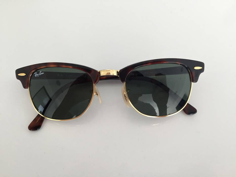 fbb2163445d RayBan Clubmaster Ray Bans 49 Size one size - Sunglasses for Sale ...
