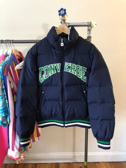 a40a4a13e23 Converse All Star Down Jacket Puffer Size s - Heavy Coats for Sale ...