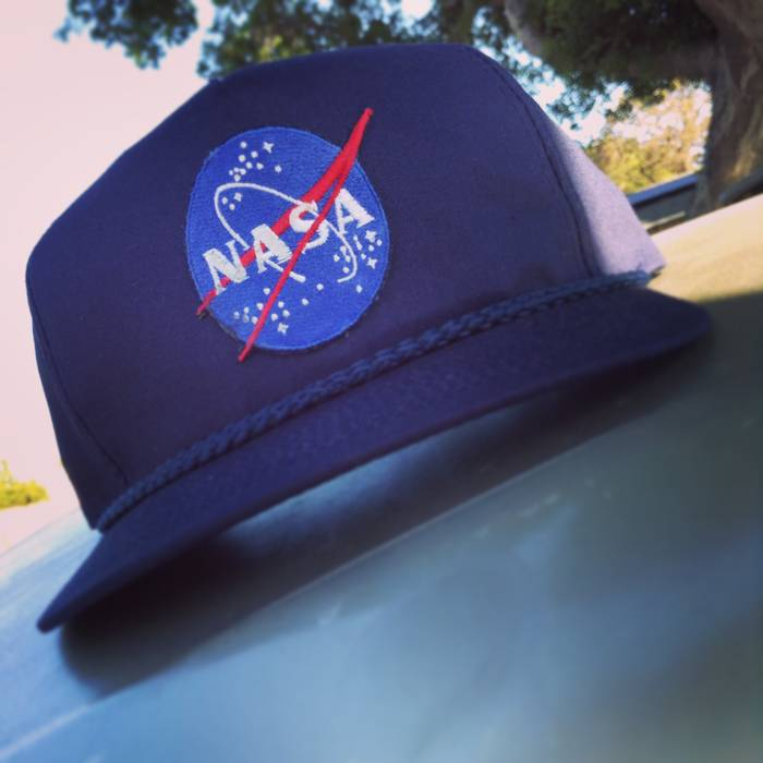 111430714b1 Vintage 90 s vintage NASA SnapBack hat Size one size - Hats for Sale ...