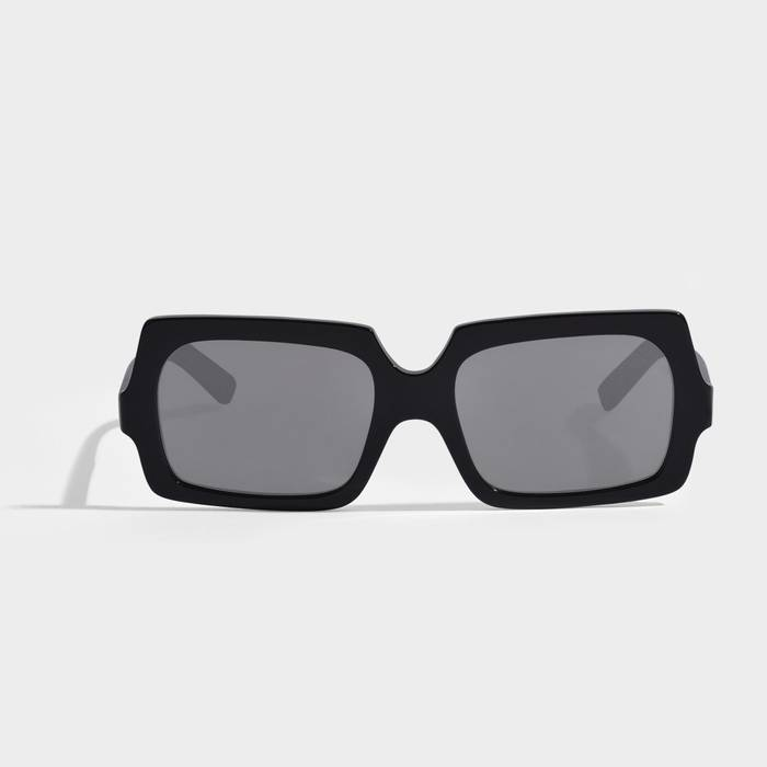 c0c89d6a4b Acne Studios George Large in Black Size one size - Sunglasses for ...
