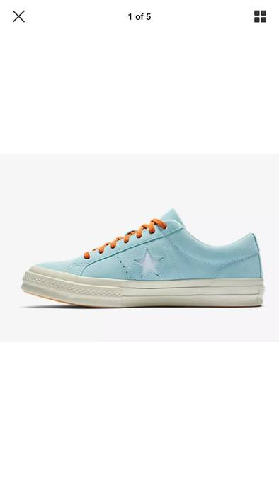 Converse Converse One Star Flower Boy Golf Wang Tyler The Creator Size US  6.5   EU e1c70fba6