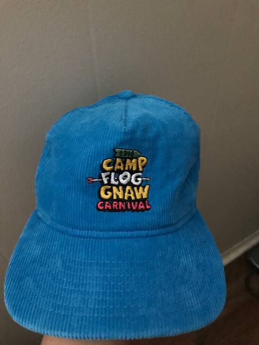 d6c758874c6 Golf Wang Camp Flog Gnaw 2016 OS Hat Size one size - Hats for Sale ...