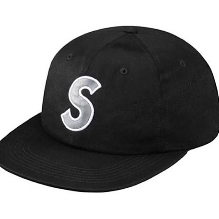 Supreme Supreme 3M Reflective S logo Cap Black Size one size - Hats ... d4987496dc45
