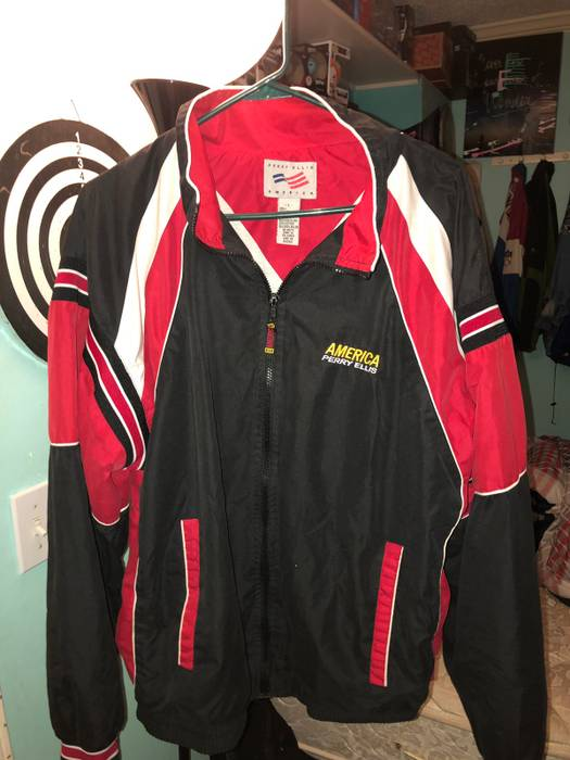 d371e25b34 Vintage Vintage Perry Ellis Jacket Size l - Light Jackets for Sale ...