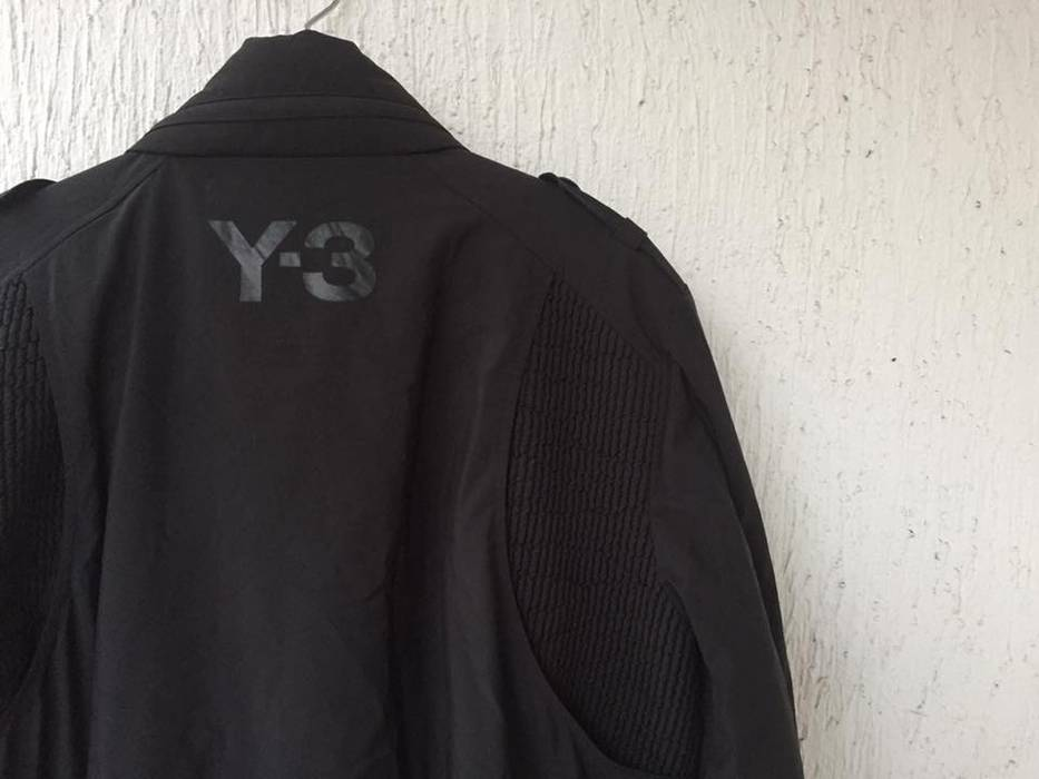 919dcf44af5c3 Yohji Yamamoto Y3 bomber jacket Size m - Bombers for Sale - Grailed