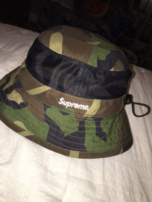 ... amazon supreme supreme camo bucket hat boonie medium large size one size  4cfc0 b4c58 9e4ea632db01
