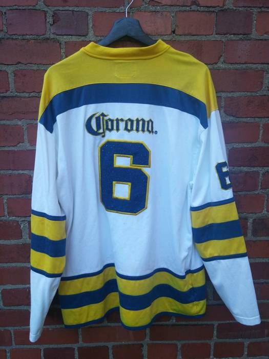 Corona Vintage Hockey Jersey Size xl - Jerseys for Sale - Grailed fb65fa4c742