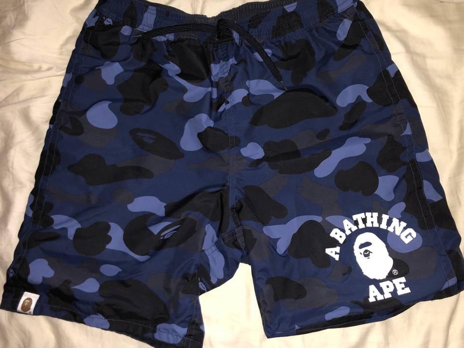 5c6cfece6dbc Bape Bape Reversible Shorts Size 30 - Shorts for Sale - Grailed