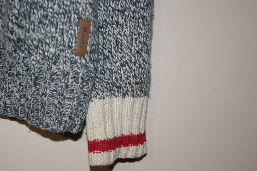 Roots Roots Knitted Sweater Sock Monkey Size M Sweaters Knitwear