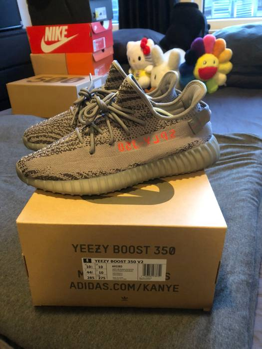 1a70b6687d893 Yeezy Boost Yeezy Boost 350 V2 Beluga 2.0 Size 10.5 Size 10.5 - Low ...