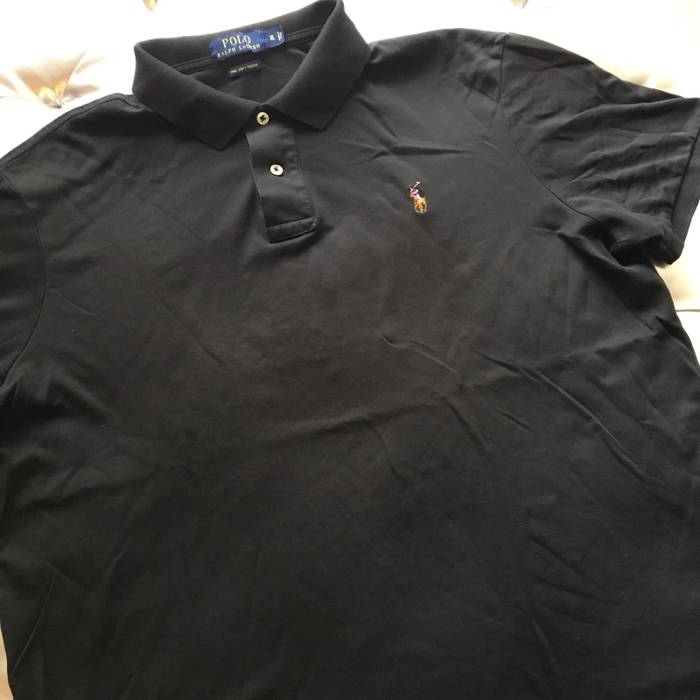 d738a9d4306bf Polo Ralph Lauren Pima Soft Touch Polo Shirt Size xl - Polos for ...