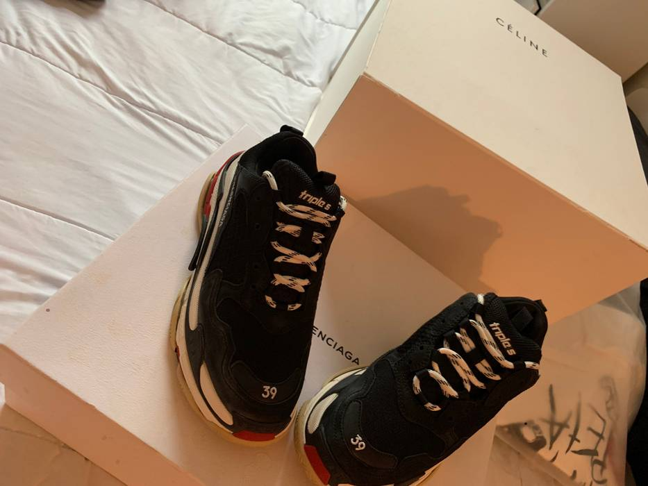 f0c043ad2a27 Balenciaga Balenciaga Triple S Size 39 Size 6 - Low-Top Sneakers for ...