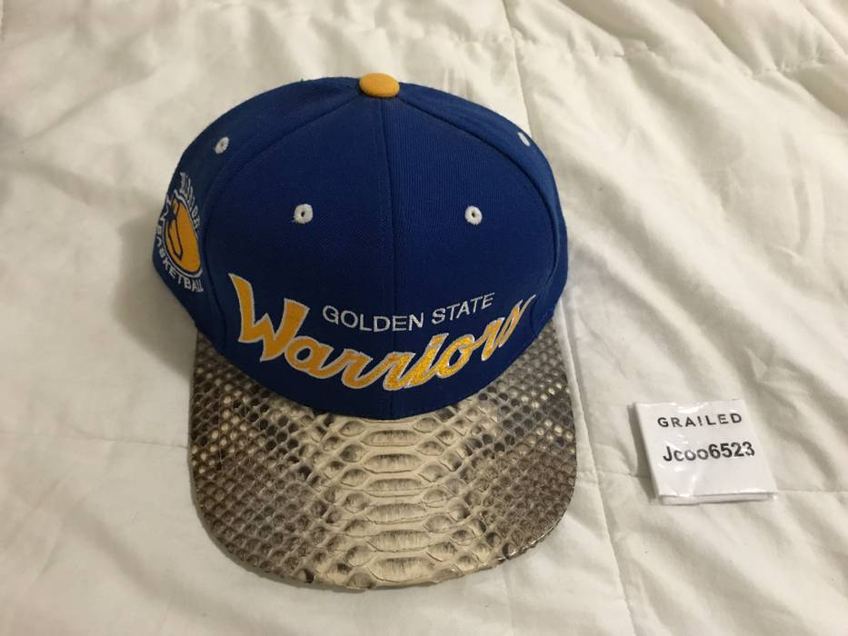 Just Don Just Don Golden State Warriors Size one size - Hats for ... f4f12fd99fc