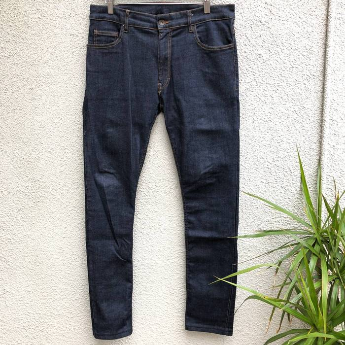 0e77da51717cd Custom 1 Of Raw Look Skinny Jeans Size 33 Denim Grailed
